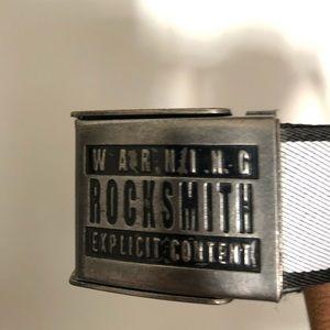 Rocksmith belt